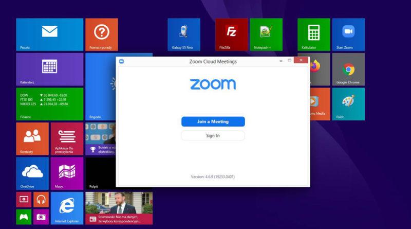 Zoom Bombing – jak się zabezpieczyć?